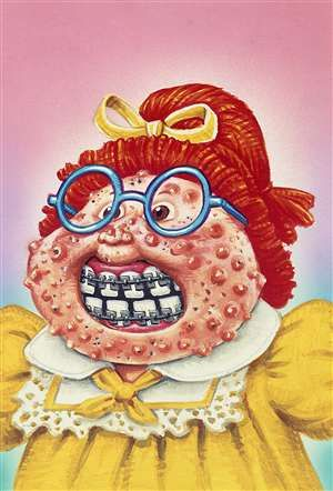 Garbage Pail Kids Are Ready to Wreak Havoc on Your Walls