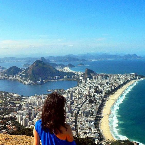 Rio de Janeiro is everything they say and a bit more. #LiveTravelChannel  Photo by: @travelbefore25