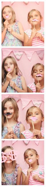 Create your own photo booth