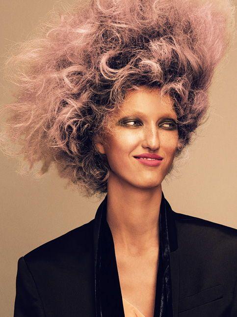 Interview With The Legendary Hair Artist Nicolas Jurnjack Cosset Moi Artistic Hair Hair Styles Best Hair Stylist