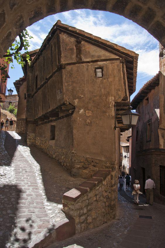 Albarracín, Teruel, Aragón, España