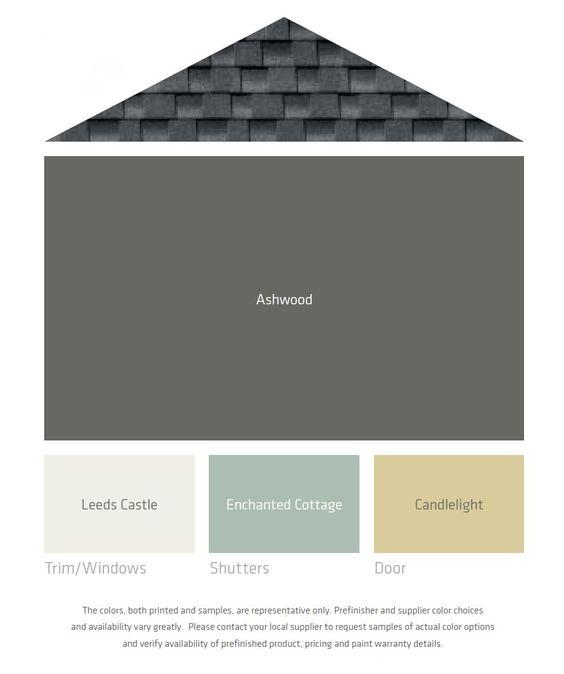 LP Smart Side Color Palettes