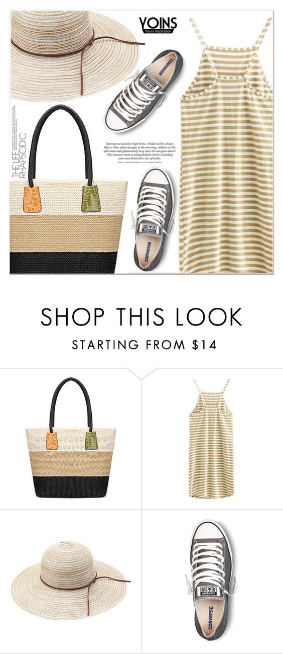 """""""XIII/7 Yoins"""" by lucky-1990 ❤ liked on Polyvore featuring Converse and yoins"""