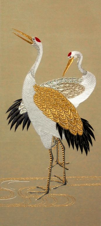 Japanese Embroidery: