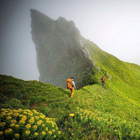 Hornstrandir, the northernmost peninsula of Iceland // @jeffreymichaelcarlson