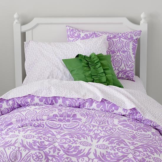 land of nod bedding and girl bedding on pinterest. Black Bedroom Furniture Sets. Home Design Ideas