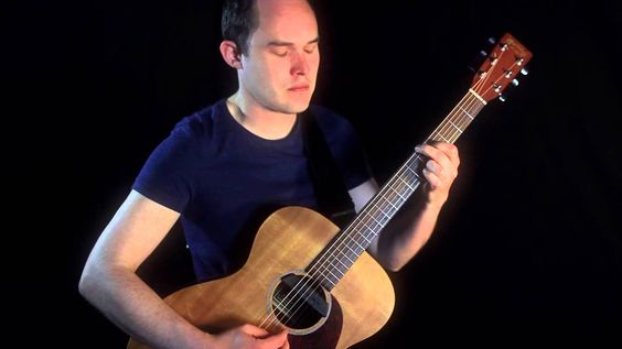 Chris Woods Groove - 'Unhinge' - Acoustic Guitar