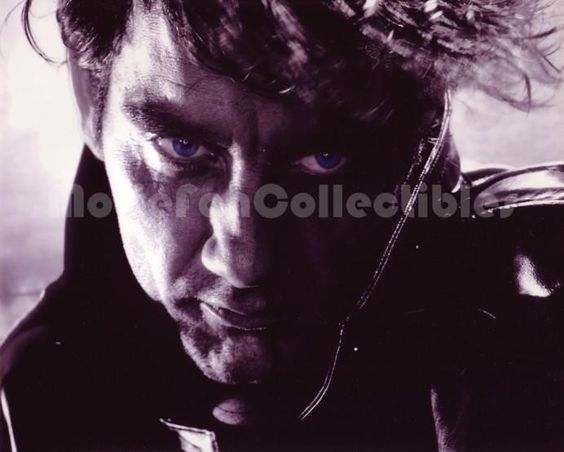 Sin City 8x10 Color Photo head shot Clive Owen