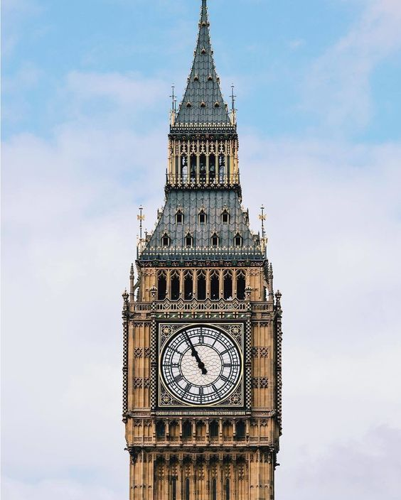 Big Ben London  Photography via @lachiebirrell // #birline #london #bigben #londonliving