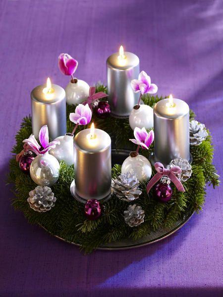 Lichterkette Weihnachtsbaum Sterne Kugeln Schmücken klassisch