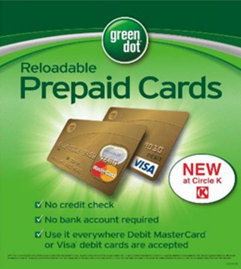 How To Activate Green Dot Card 2019 Financial Life Hacks Green Dot Credit Card Online