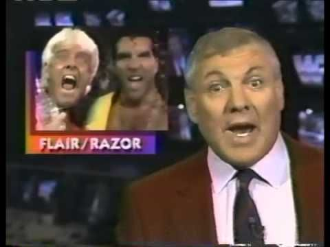Special Report on Ric Flair and Razor Ramon (11-29-1992)