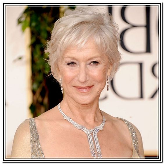 Short Haircuts 2013 For Women Over 50
