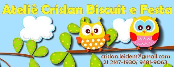 Trabalhos com modelagens em Biscuit e doces