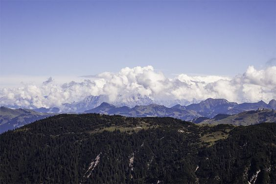 Mountains are my soul's best friend! – September 2014 in Tirol, Austria