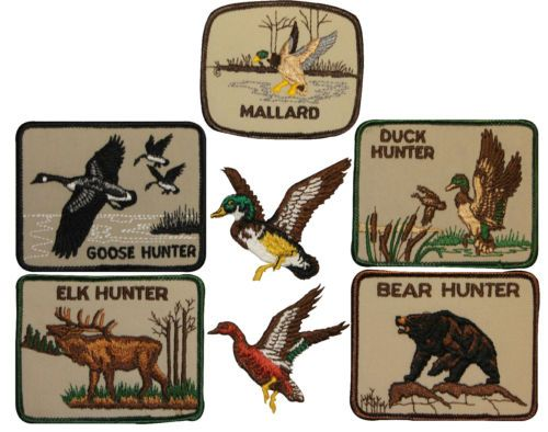 Duck hunting patches for sale