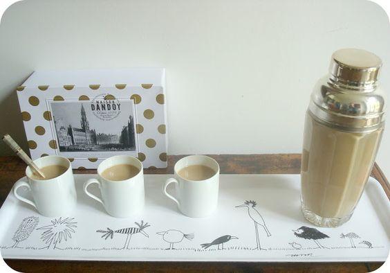 *Tadaam !: Café glacé