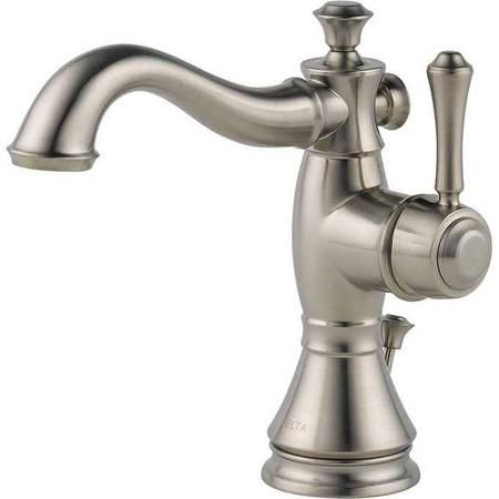 """6"""", Delta Cassidy Single Hole Lavatory Faucet, Available in Various Colors - Walmart.com"""