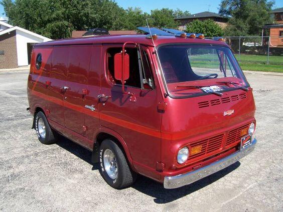 U Drive Hippo Van custom 70s van ...