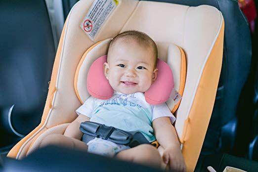 baby neck pillow newborn safety head