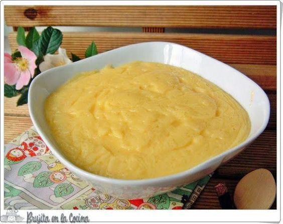 ¿Todavía no sabes preparar la crema pastelera? Venga, es tu momento. Aquí, la receta