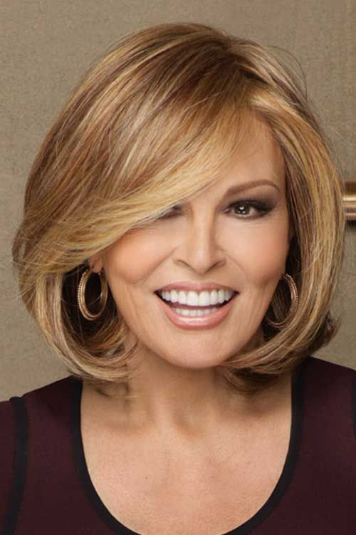 Bob Hairstyles for Women Over 50's: