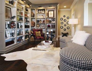 Sofa + Bookcase