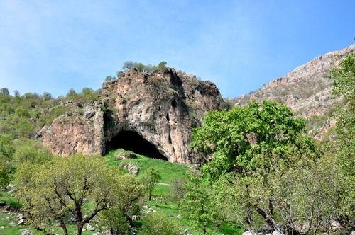 Shanidar Cave Kurdistan Iraq Zagros Mountains Iraq Around The Worlds