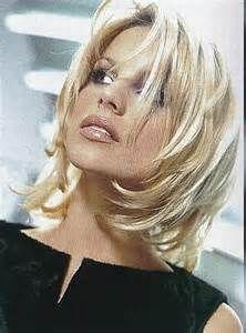 modèle de coiffure femme cheveux mi long | coiffure | Pinterest ...