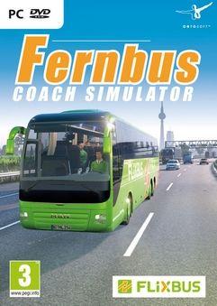 Free Download Fernbus Simulator Pc Game Gaming Pc Simulation Games Bus Games