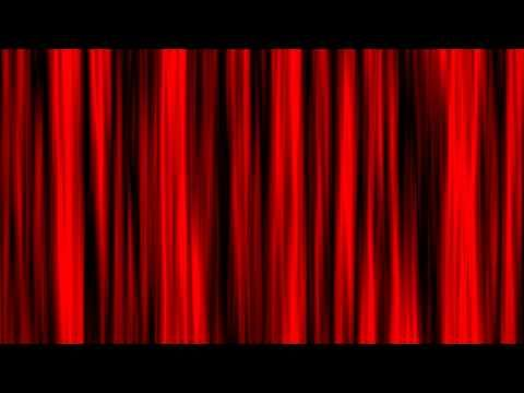 Red Curtain Looping Motion Background Youtube In 2021 Curtains Backgrounds