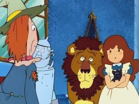El Mago De Oz Capitulo 14 Dorita Es Abandonada Youtube Mago De Oz Mago Abandono
