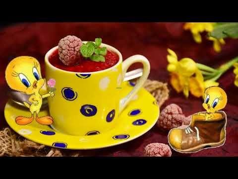 Guten Morgen Gruß Für Dich Ich Wünsche Dir Einen Tollen