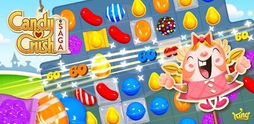 Empieza A Jugar Hoy A Candy Crush Saga El Legendario Juego De Habilidad Adorado Por Millones De Jugadore Juegos De Habilidad Juegos De Rompecabezas Caramelos
