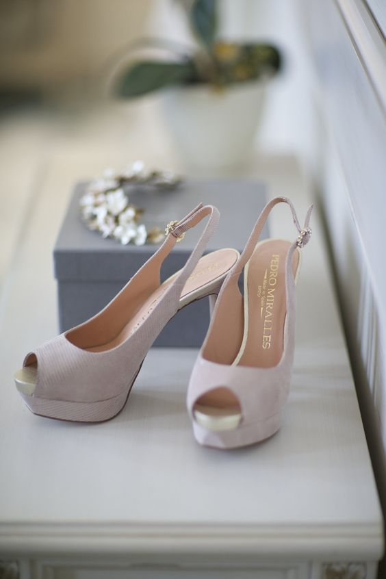 Chaussures : Plates VS Talons 1