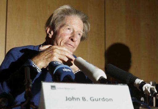 sir john gurdon-nobel de medicina-2012
