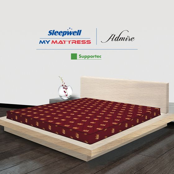 Mattress Supplier In Nepal Admire Supportec From Sleepwell My Mattress Range We Are The Supplier Of High Densit Mattress Layered Mattress Mattress Price