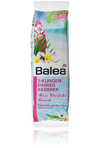 Balea 3 Klingen Einwegrasierer Balea Produkte Dm Produkte Und Balea