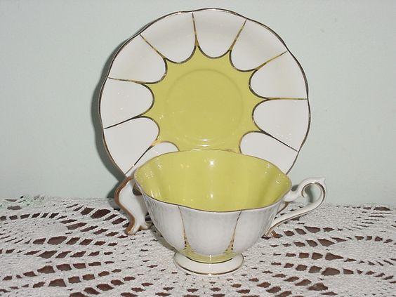 Royal Albert English bone china; 1945+