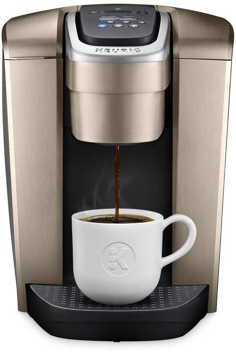 Keurig Keurig K Elite Single Serve K Cup Pod Coffee Maker Iced