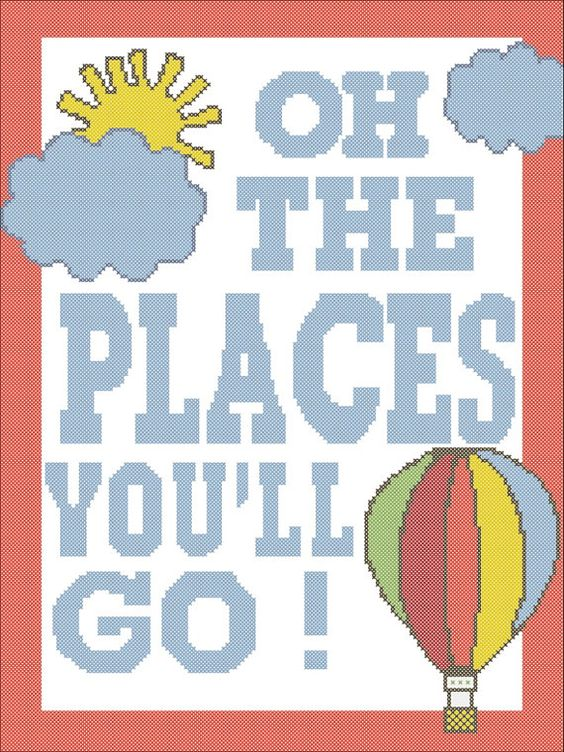 oh the places you ll go pdf with pictures
