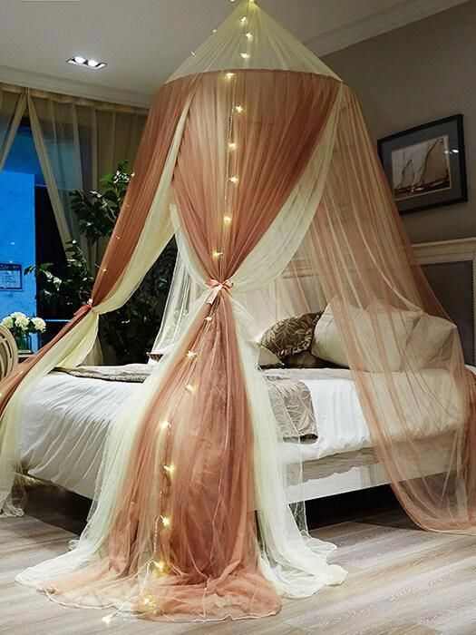 Best Fancy Bed Curtain 50 Off Free Shipping Chill And Slay