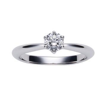 ダイアモンドを花のつぼみに。 *エンゲージリング 婚約指輪・ミキモト一覧*