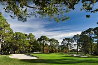 The Meadows Course at Bay Point Resort Golf Club in Panama City Beach