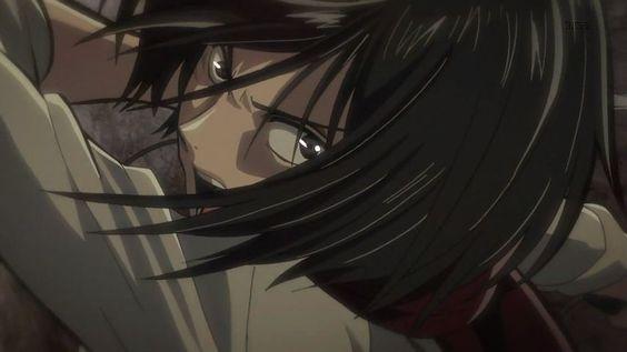 mikasa ackerman from attack on titan (shingeki no kyojin