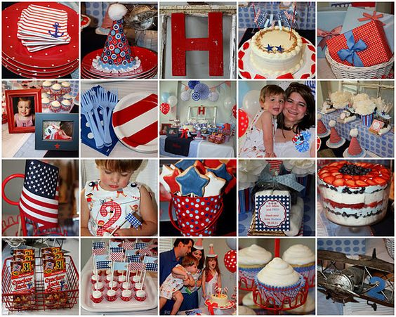 4th Of July Ideas Party Entertaining Ideas Pinterest