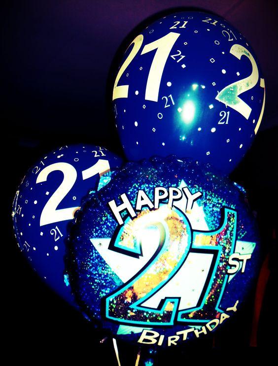 21st Balloons