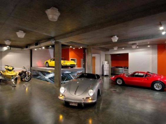 22 luxurious garages perfect for a supercar   blazepress ...