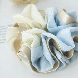 $4.80 Sweet Hot Sale Multi-Layered Women's Chiffon Flower Shape Headflower