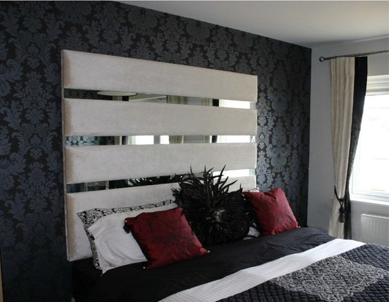 Headboards upholstered headboards and fabric headboards for Do it yourself headboard